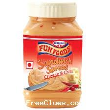aaramshop 40% Off onFun Foods Cheese N Chilli Sandwich Spread