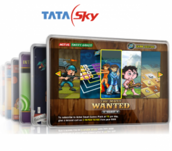 Tata Sky Offer Get Kids Pack for Rs. 1 for 30 Days