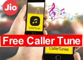 Reliance Jio Free Caller Tune for 1 Month