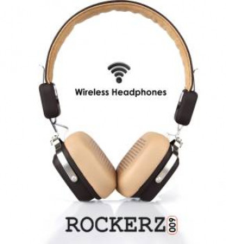 2b4d46d82a5 Price Down: boAt Rockerz 600 Wireless Headset with Mic (Brown, On the Ear