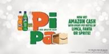 Free Samples Get Free Amazon Pay Balance (Upto Rs. 92) - Coca-Cola PiPa Offer