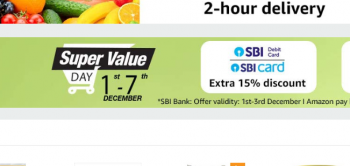 [Live 12AM] Amazon Super Value Day 1st - 7th of Every Month
