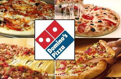 Flat 30% Cashback on Dominos - Nearbuy