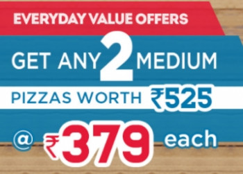 offers on Dominos