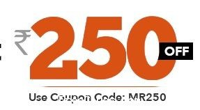 mrvoonik 250Rs Off on First Order on Rs. 999