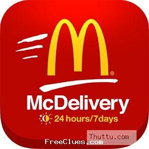 MCD foode discount,MCD offer,MCD online food order offer,MCD online discount,MCD offers