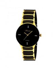 mrvoonik Men Magnificent Black Luxurious Analog Watch Just Rs 399/-