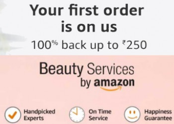 Beauty Services free,offer on Beauty Services