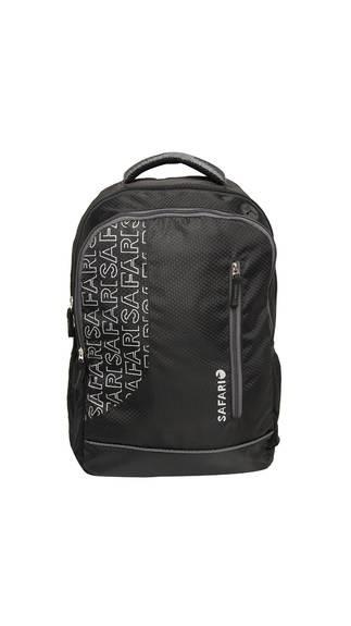 Paytm Safari Shimmy Black (Laptop Backpack) @ Rs  600 Sep