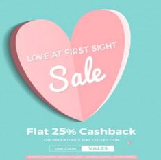 Nearbuy Valentine Day Deals 25% Cashback