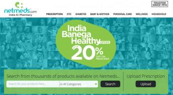 Free Samples Netmeds India ki Pharmacy with cashBack