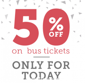 Online bus booking coupons redbus
