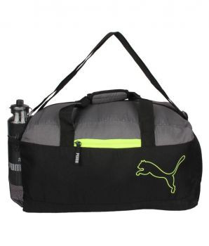 7696a0072e8 Snapdeal Puma Black Solid Duffle Bag May 2019 | Freeclues