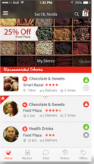 GET YOUR LOCAL GROCERY STORE ON YOUR MOBILE. GET THE BEST DEALS & DISCOUNTS ONLY VIA THE AARAMSHOP APP.