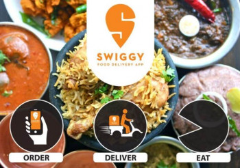 Swiggy : Get 25% Cashback upto 125₹ on Orders Above 300₹ when you pay using ICICI Net Banking ( Only on Sat & Sun )