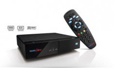 Tata Sky SD Set Top Box with 1 Month Subscription at Very Low Price