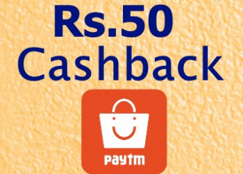 Paytmmall - Get Rs 50 Cashback on Download Paytm mall App