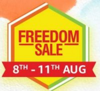 Amazon Freedom Sale From 8th - 11th Aug