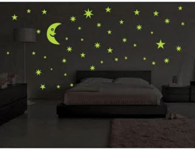 Nice Wall Sticker Glow In The Dark PVC Removable Sticker @ 199/  Part 25