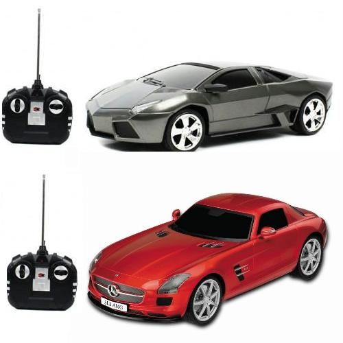Flat  On Lamborghini And Mercedes Sls Rc Cars Set Of  Prices In