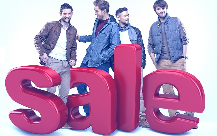 Mens Cloting sale upto 50% off on mens clothing. Mar 2020