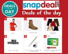 70582e4e71c6 Snapdeal Deal Of The Day Apr 2019