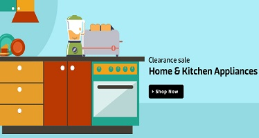 Flipkart Clearanc Sale: Home & Kitchen Appliances at Best prices ...