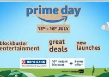 Prime Day Sale From 15th - 16th July